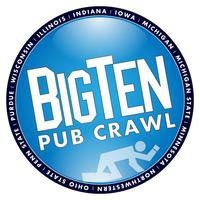 Big Ten Bar Crawl