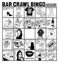 Warning: this is not your grandmother's BINGO – Bingo cards will ...