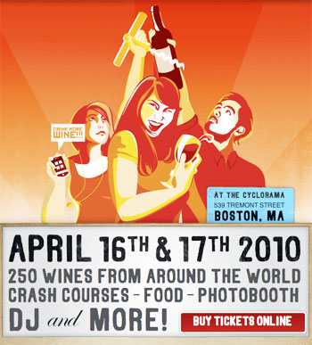Crawl In Boston recommends Wine Riot