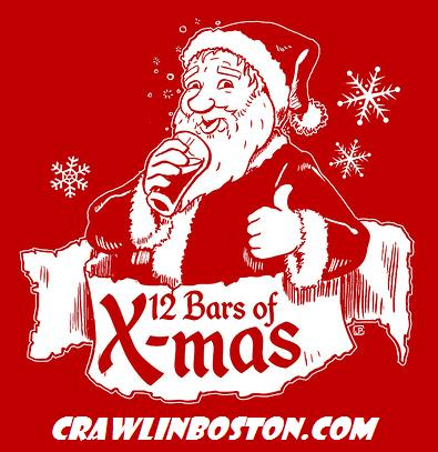 please join crawl in boston to tour the faneuil hall area were excited to once again bringing you the 12 bars of christmas once again well be supporting
