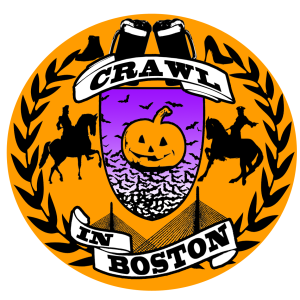 crawl in boston shield halloween