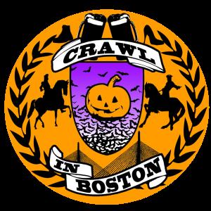 crawl in boston shield halloween