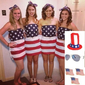 flag dresses copy