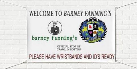 barney sign