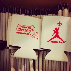 air cupid koozies