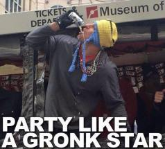 gronk star