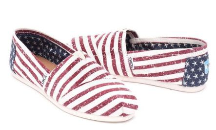 americana by toms