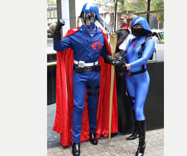 cobra costume