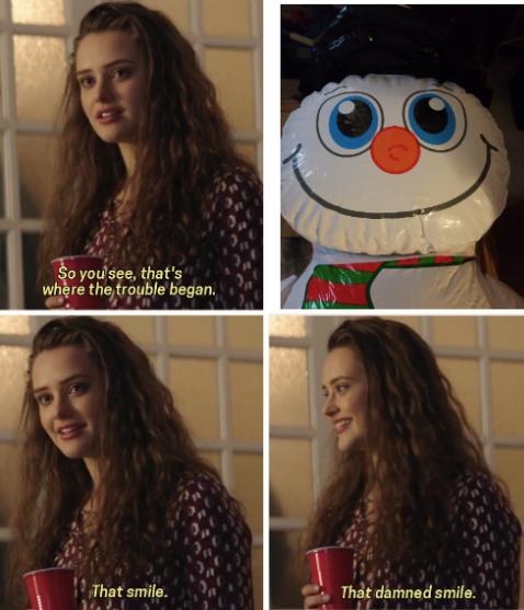 that damn smile